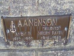 Andy J Aanenson
