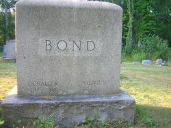 Donald M. Bond