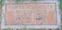Dr Oliver Chandler Pittman
