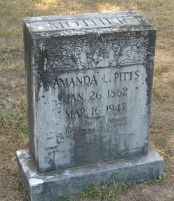 Amanda Lenore <I>Smith</I> Pitts