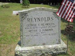 Nettie S <I>Dunham</I> Reynolds