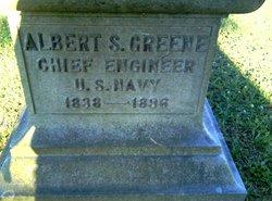 Albert S Greene