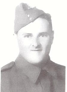 Private Robert Glenwright Newell