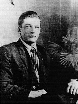 Bertie Franklin Cook, Sr