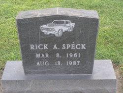 Rick A. Speck