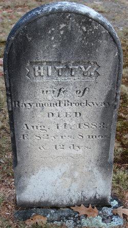 Hitty <I>Ingals</I> Brockway