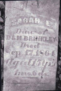Sarah E. Brinkley