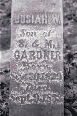 Josiah W. Gardner