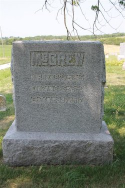 Eliza Ann <I>Mark</I> McGrew