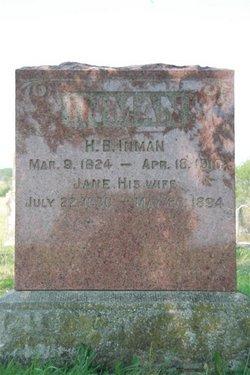 Henry Burns Inman