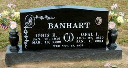 Opal <I>Langston</I> Banhart