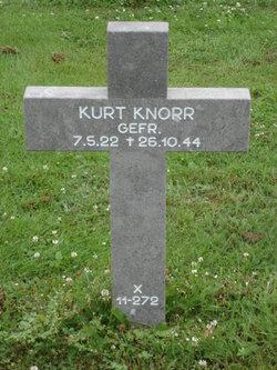 Kurt Knorr