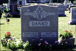 "John Joseph ""Jack"" Danko"