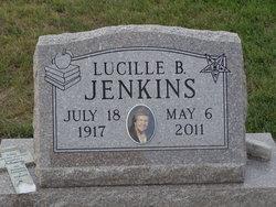 Lucille B. <I>Johnson</I> Jenkins