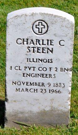 Charlie C Steen