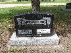 Doris <I>Makaoff</I> McEachern