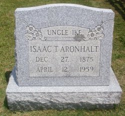 Isaac Taylor Aronhalt