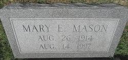 Mary Ethel Mason