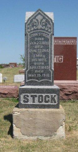 John Stock