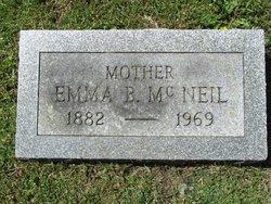 """Emma Isabelle """"Bella"""" <I>Lewis</I> McNeil"""
