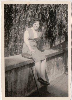 """Anna """"Anni"""" <I>Kaiser-Saule</I> Gendner"""