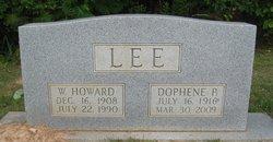 Dophene P. Lee