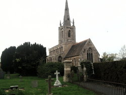St. Andrew's Churchyard