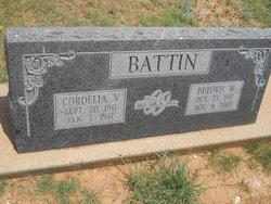 Buford W. Battin