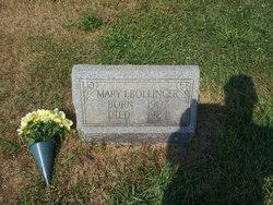Mary I. Bollinger