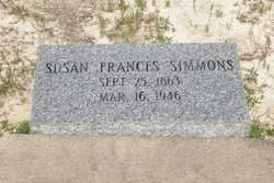 Susan Frances Simmons