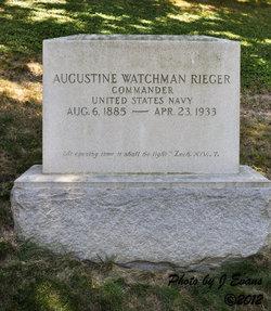 Augustine Watchman Rieger