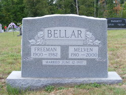 Melven Evelyn <I>Champion</I> Bellar