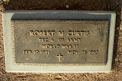 Robert M Curtis
