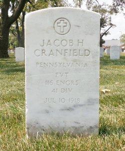 Pvt Jacob H Cranfield