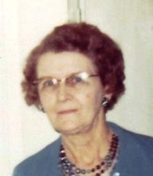 Nellie Myrtle <I>Brane</I> Hadley