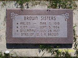 Arline or Arlien Brown