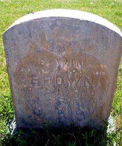 Elwin Brown