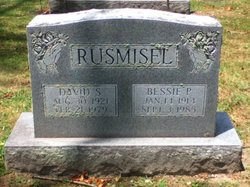 Bessie Florence <I>Paxton</I> Rusmisel