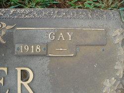 Minnie Gay <I>Sullins</I> Gunter