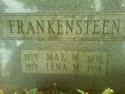 Max Myers Frankensteen