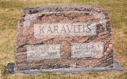 Violet Mary <I>Smith</I> Karavitis