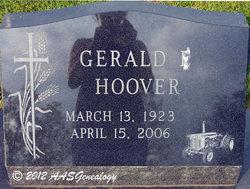 Gerald Eugene Hoover