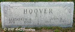 Elizabeth Anna <I>Feuerstein</I> Hoover