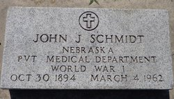 John Jacob Schmidt