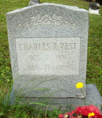 Charles Edward Vest