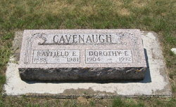 "Rayfield Earl ""Ray"" Cavenaugh"