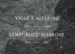 Viole Francesco Alfarone