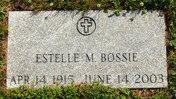 Estelle M. <I>LaGasse</I> Bossie