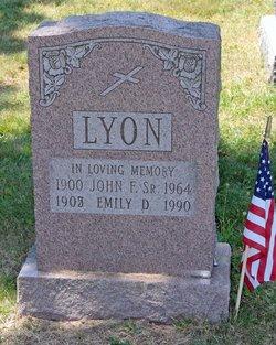 Emily D Lyon
