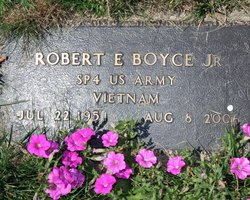 Spec Robert E Boyce, Jr